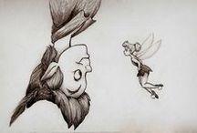 disegni per muro