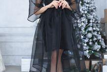 Платье+органза