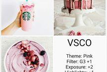 Girly Pink Instagram