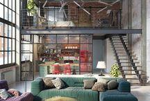 living loft