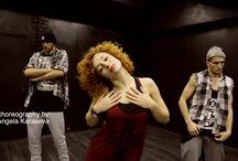Inspirações dancing