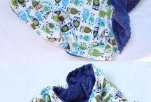 making blanket for babies