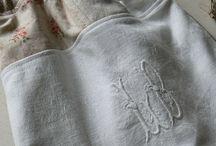 pochon couture et lin shabby