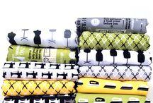 Designs for Robert Kaufman Fabrics