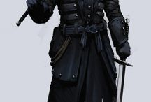 (FANTASY) RPG CHARACTERS/NPC