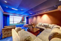Media Rooms | Media Room Ideas