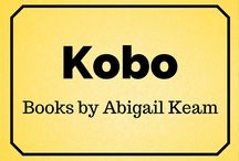 KOBO: Books by Abigail Keam / If you love reading on your Kobo eReader you can find links to my books in this board!