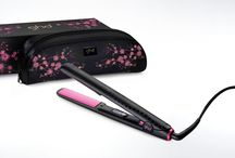 ghd Pink Cherry Blossom inspiration