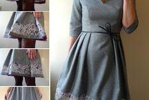costura: vestidos / by Cocu