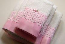 toalhas de rosto