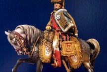 figurines napoléoniennes en 54mm