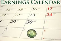 Earnings Calendar / Get Stock Earnings information including historical price changes follow Earning from Earnings Calendar. Filter Earnings using constraint from Earning Calendar.