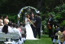 Romance in is the air.... / Weddings and special occasions at the Hummingbird Inn