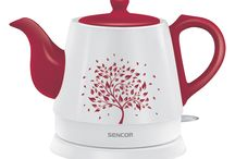 Electric Kettles / http://www.sencor.eu/electric-kettles