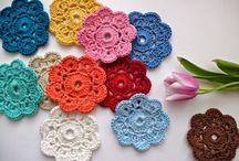 blomster til tæppe