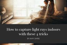 Красивый свет в фотографиях