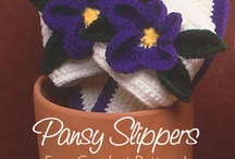 Free Crochet Socks & Slippers Patterns / Create a cozy pair of socks or slippers with one of our free crochet sock or free crochet slipper patterns! / by Craft Downloads