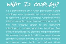Cosplay is NOT consent / All posters done for this campaign
