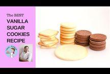 sugar cookies resepe
