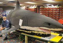 Lego creations