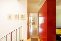 interior . dividing wall