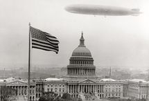Airships and Zeppelins