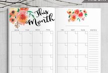 BuJo Pages