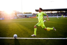 Roger Levesque Retires / After 10 years with the Sounders, Roger Levesque is hanging up his boots. A look back at some of our favorite photos of the man, the myth, the legend... / by Seattle Sounders FC
