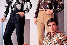 70-е -> История моды/ 70s fashion
