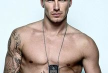 Beckham Obsession / by Pam Spivey