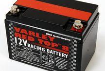 Varley Red Top / Sealed Lead Acid Motorsport Battereis