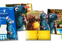 Ratatouille Birthday Party Ideas, Decorations, and Supplies / Ratatouille Party Supplies from www.HardToFindPartySupplies.com, where we specialize in rare, discontinued, and hard to find party supplies. We also carry several of the more recent party lines.