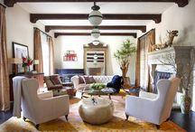 Client Living Room Inspiration