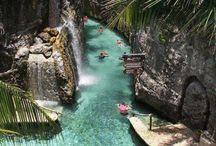 Travel / Beautiful destinations