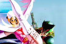 Gatchaman / Comando G/ Kagaku Ninjatai Gatchaman/ G Force
