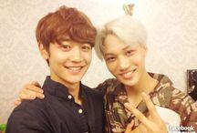 EXO and SHINee friendship / TaeKai 2ho