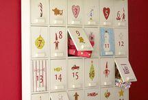 Christmas - calendrier de l'Avent