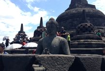 Tample / Borobudur Tample