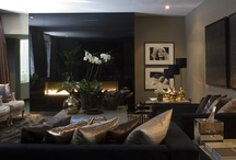 Interiors: Metropolitan / City Styled Home / by Abramo Vera