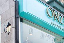 ONZE MONTRÉAL BOUTIQUES / ONZE MONTRÉAL has 4 brick and mortar boutiques in  Montréal