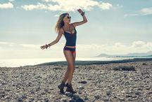 Sondra - collection of beachware / Dalia Lingerie summer collection