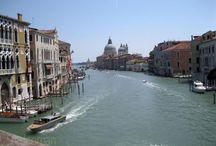 Venetië - Venice (Italy) / Venetië-Venezia-Venice, de stad van de kanalen en gondels in Italië.