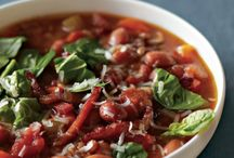// HEARTY SOUPS / Soups