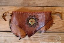 Handmade Leather Cuffs by Wadada Africa / Handmade Upcycled Deerskin Leather Arm Cuffs. See the full range on Etsy: www.etsy.com/shop/WadadaAfrica