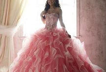Tulle party dress