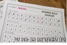 Kindergarten assessment / by Wendy Wilson Schirmer