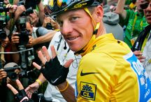 Lance Armstrong / An iconic athlete