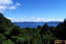 East-Coast en Taupo / De regio East-Coast (Nieuw-Zeeland) staat bekend om zijn ruige karakter en grote populatie Maori. Maar het is meer, zo is het het eerste stukje 'vaste land' dat elke ochtend wordt belicht door de zon. Taupo en het gelijknamige meer Lake Taupo zijn weer een ander uiterste in het binnenland. De foto's horen bij het volgende verhaal: http://reizenin-nieuw-zeeland.nl/east-coast-en-taupo/.