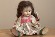 Vogue Ginny Dolls / by Sue Miller