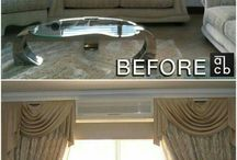 Before and After by Active Curtains / Transformation of spaces that we have worked on